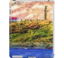Sea Watcher iPad Case/Skin