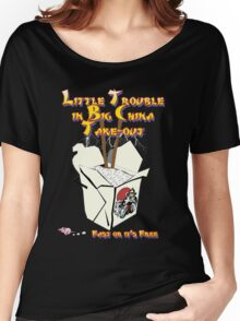 Little Trouble Women's Relaxed Fit T-Shirt