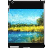 Canola out of Kojonup iPad Case/Skin