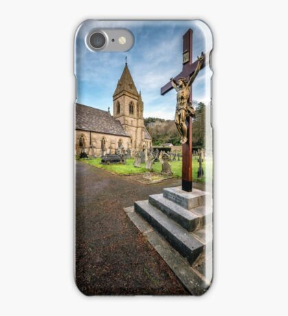 Crucifixion of Jesus iPhone Case/Skin