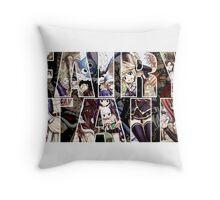 Fairy Tail WP Throw Pillow
