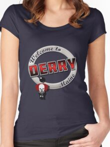 Welcome to Derry Women's Fitted Scoop T-Shirt