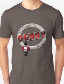 Welcome to Derry Unisex T-Shirt