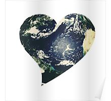 Earth Love Poster