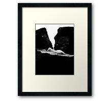 Contrast 04 Framed Print