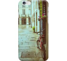 Tattoo Shop iPhone Case/Skin