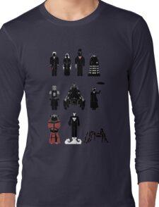 Doctor Who, 12th Doctor - season 8 Long Sleeve T-Shirt