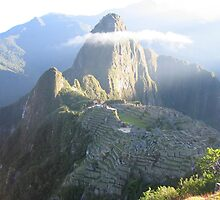 Machu Picchu, Peru by Chris16