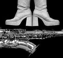 Sax 'n Boots by Cathy Middleton