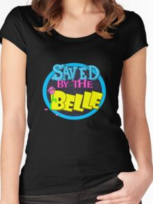 Saved by the Belle Women's Fitted Scoop T-Shirt