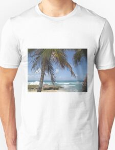 Palm and Sea T-Shirt
