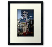 Dreaming of Pentridge 02 Framed Print