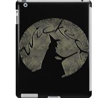Something Wicked iPad Case/Skin