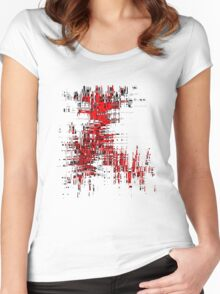 Explosion Women's Fitted Scoop T-Shirt