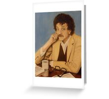 Kurt Vonnegut, Jr. Greeting Card