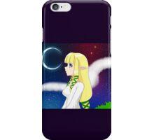 Skyward Sword Maiden Zelda iPhone Case/Skin