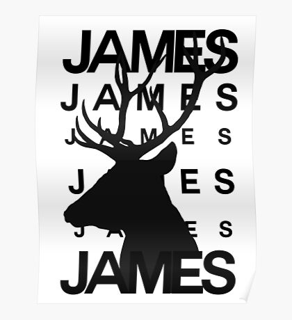 James Potter Animagus [#2] Poster