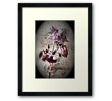 A Little Bit Wicked - John Edwards & Rose Framed Print