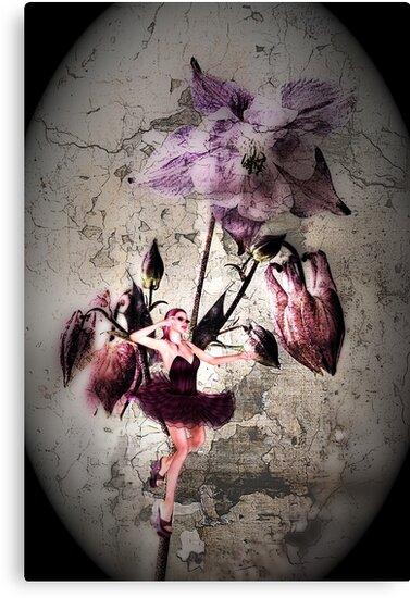 A Little Bit Wicked - John Edwards & Rose by Rose Moxon