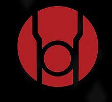 Red Lantern Poster v.2 by kindigo