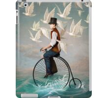 Ocean Ride  iPad Case/Skin