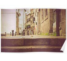 Street of Santiago Poster