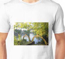 Bakewell Weir Sluice Gates Unisex T-Shirt