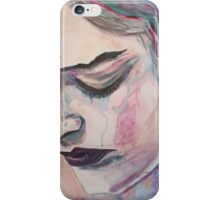 L'Encre de tes Yeux iPhone Case/Skin