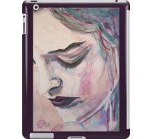 L'Encre de tes Yeux iPad Case/Skin