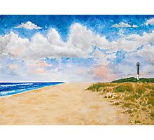 Lighthouse Beach on Sullivans Photographic Print