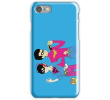 Robins (for blue) iPhone Case/Skin