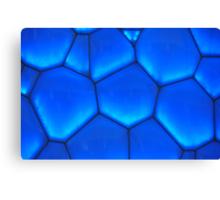 Watercube Canvas Print