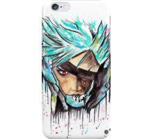 Metal Gear Solid Rising - RAIDEN - Grafitti art - T shirts + More Jonny2may iPhone Case/Skin