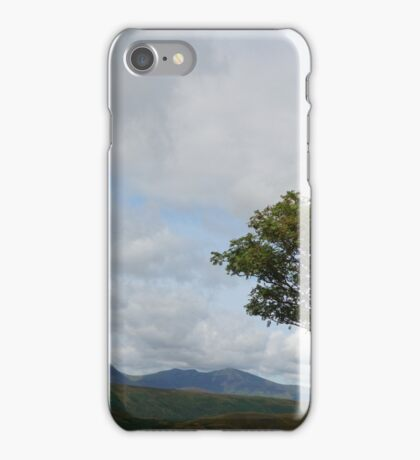 Windswept Rowan Tree iPhone Case/Skin