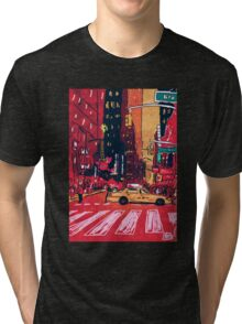 Summer Taxi Tri-blend T-Shirt