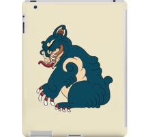 Mayan art 2 iPad Case/Skin