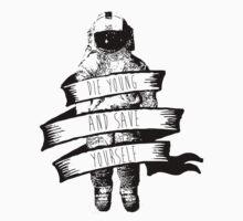 Brand New Deja Entendu astronaut by Etai Ovadia