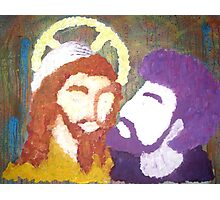 The Kiss of Judas Photographic Print