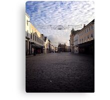 Empty truro Canvas Print