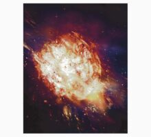 Exploding of Star in Space 4 Baby Tee