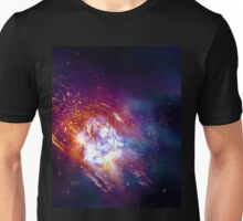 Exploding of Star in Space 6 Unisex T-Shirt