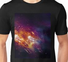 Exploding of Star in Space 7 Unisex T-Shirt