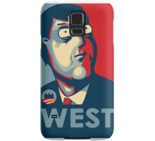 Family Guy Adam West Samsung Galaxy Case/Skin