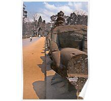 Missing Nagas of Angkor Poster