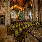 Cathedral Christmas by Adrian Evans
