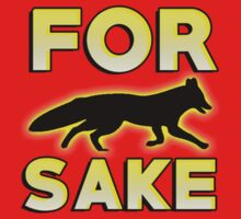 for fox sake by bakery