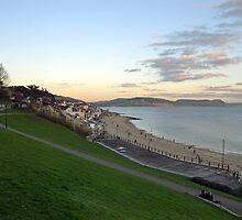 Lyme Regis 2014-12-30-Dorset UK by lynn carter