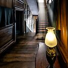 Mansion Lamp Light by Adrian Evans
