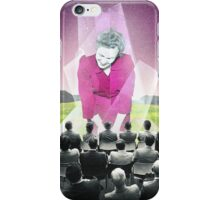 Lady Fracture iPhone Case/Skin
