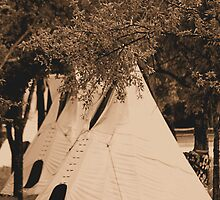 Three Little Indians by Wieberg Photography